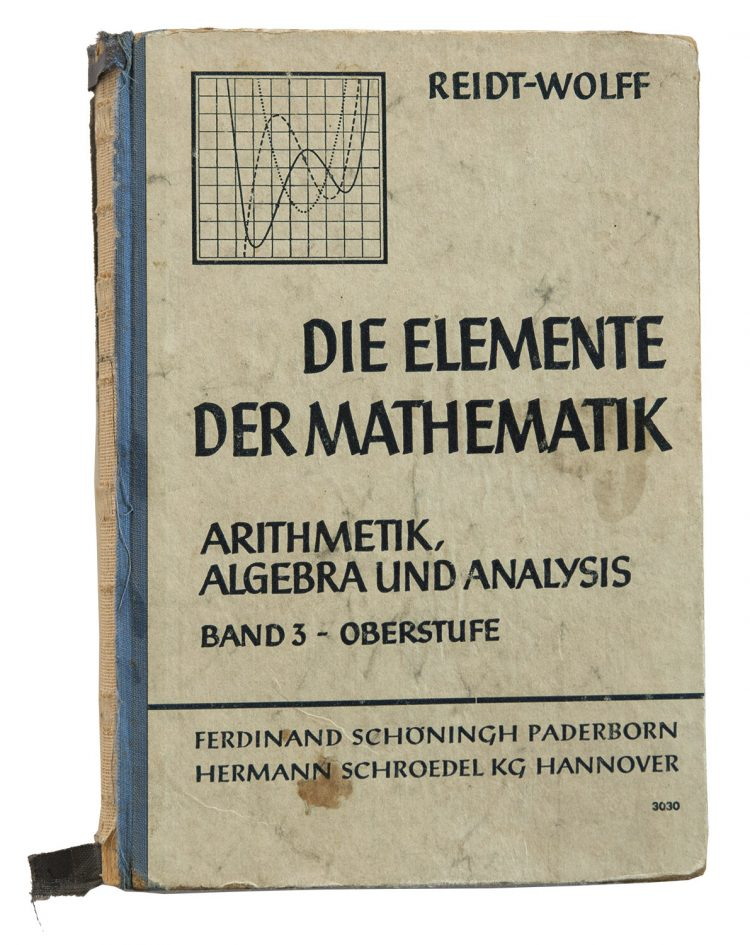 mathebuch 1961